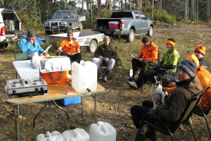 Branch Hunt – Rewa Bush Reserve, 28-30 August 2015